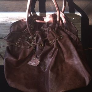 Big Brown Purse
